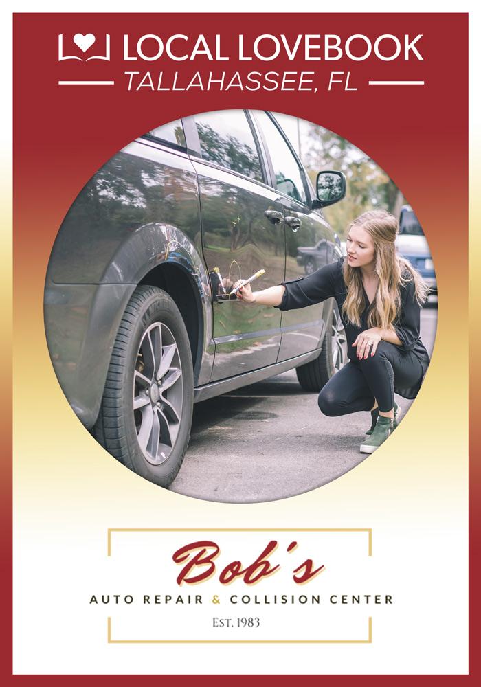 BOB'S AUTO REPAIR & COLLISION CENTER