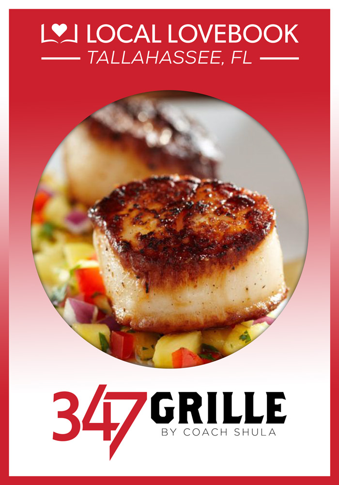 347 GRILLE BY COACH SHULA