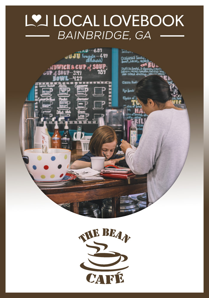 THE BEAN CAFE
